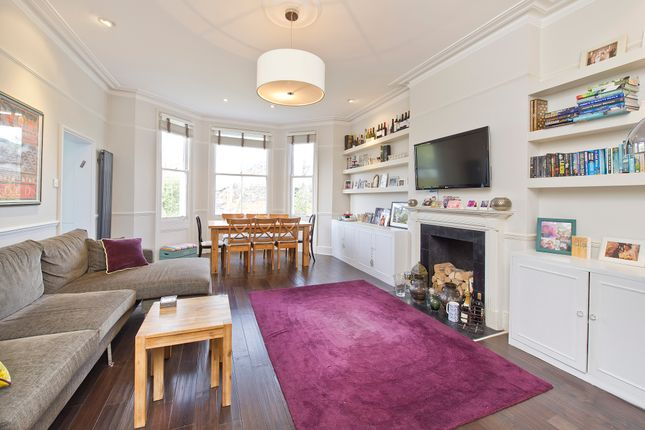 Thumbnail Flat for sale in Fellows Road, London