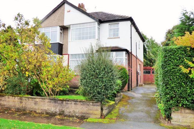 Thumbnail Semi-detached house for sale in Duchy Avenue, Bradford