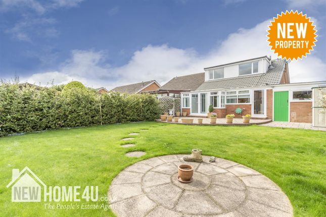 4 bed semi-detached bungalow for sale in The Park, Ruthin