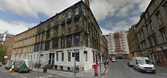 Thumbnail Flat to rent in Bath Street, Glasgow G2,