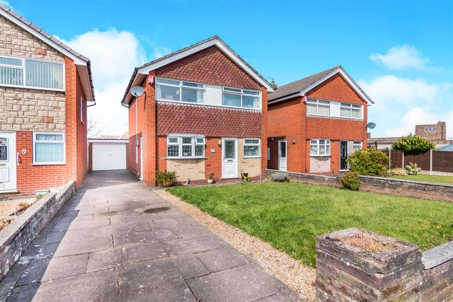 Thumbnail Detached house for sale in Arbourfield Drive, Eaton Park, Stoke-On-Trent