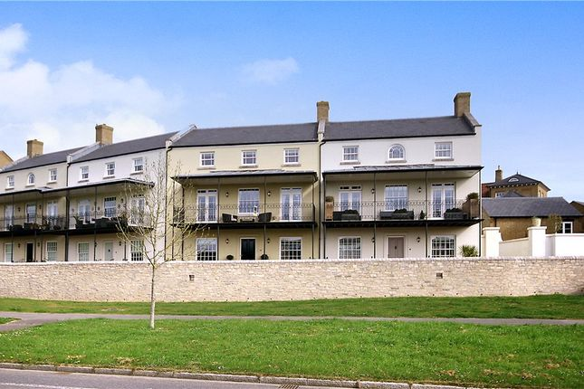 Thumbnail Terraced house for sale in Ladock Terrace, Poundbury, Dorchester
