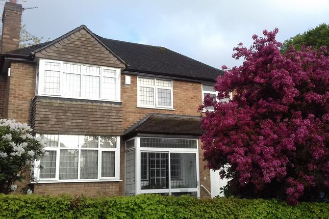 Thumbnail Detached house for sale in Woodview Road, Woolton, Liverpool