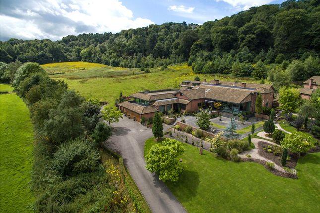 Thumbnail Detached house to rent in Mottram Road, Alderley Edge, Cheshire