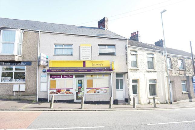 Thumbnail Property for sale in Llangyfelach Road, Swansea