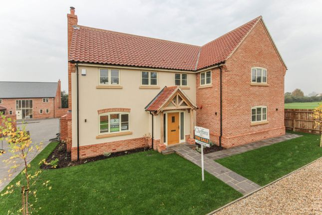 Thumbnail Detached house for sale in Church Lane, Isleham, Ely