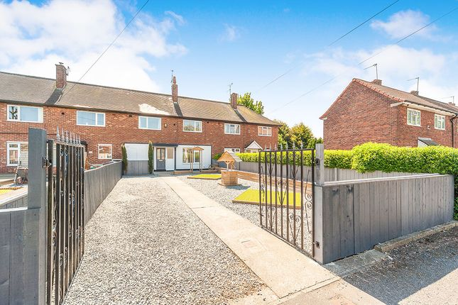 Thumbnail Terraced house for sale in Jervis Road, Hull