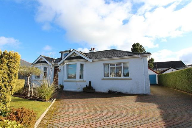 Thumbnail Detached house for sale in 123 Culduthel Road, Culduthel, Inverness.