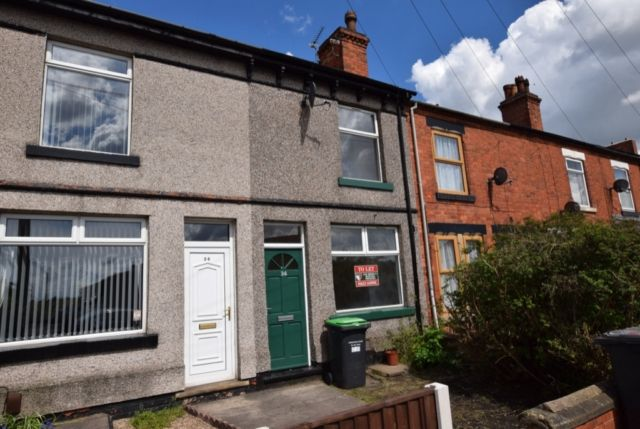 Thumbnail Terraced house to rent in Huthwaite Road, Huthwaite, Sutton-In-Ashfield