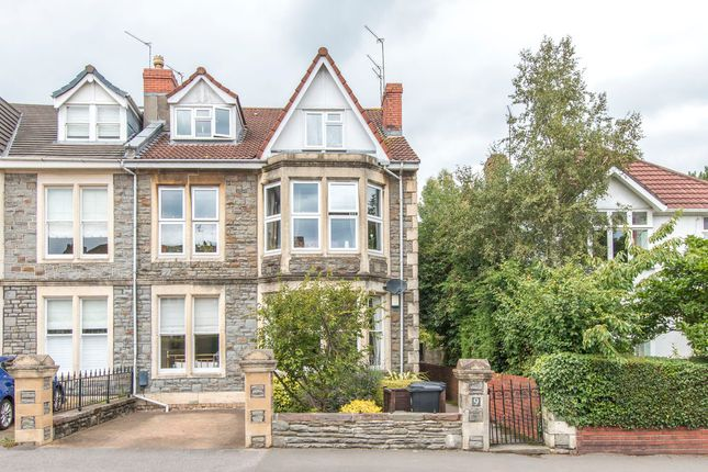 Thumbnail Flat for sale in Howard Road, Westbury Park, Bristol