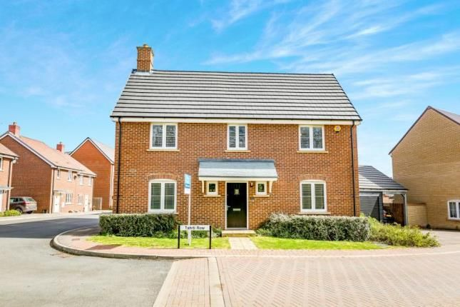 Thumbnail Detached house for sale in Tahiti Row, Newton Leys, Bletchley, Milton Keynes