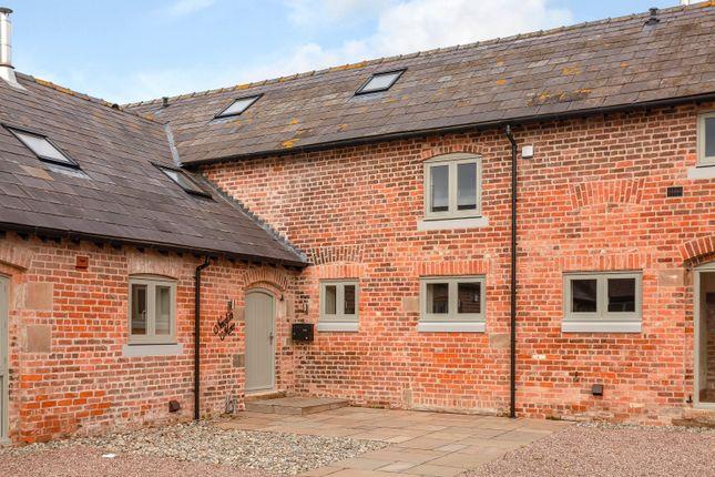 Thumbnail Barn conversion to rent in Frankton Farm Barns, English Frankton, Ellesmere, Shropshire