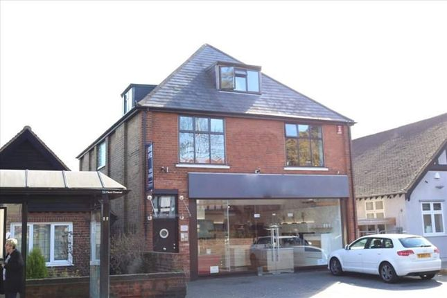 Thumbnail Office to let in High Road, Loughton