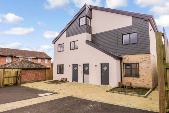 Flat for sale in Butler Court, Fairfields Drive, Ramsey, Huntingdon