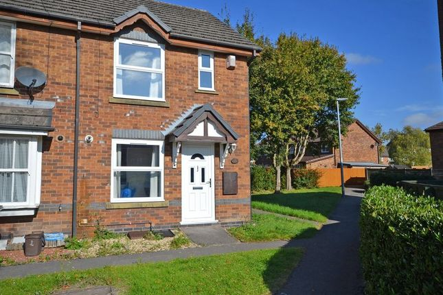 Thumbnail Terraced house to rent in Modern House, Lindbergh Close, Newport