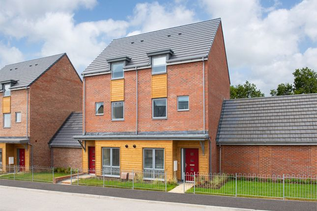 """Thumbnail Semi-detached house for sale in """"Hackworth"""" at Whitworth Park Drive, Houghton Le Spring"""