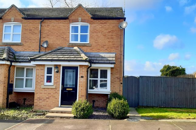 Spring Close, Kirkby-In-Ashfield, Nottingham NG17