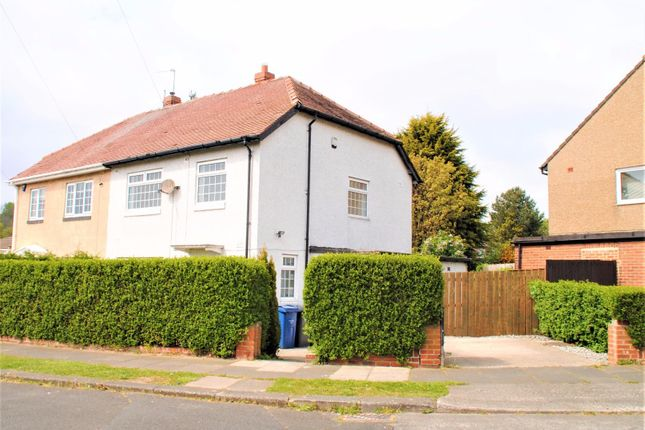 Thumbnail Semi-detached house for sale in Salcombe Avenue, Jarrow