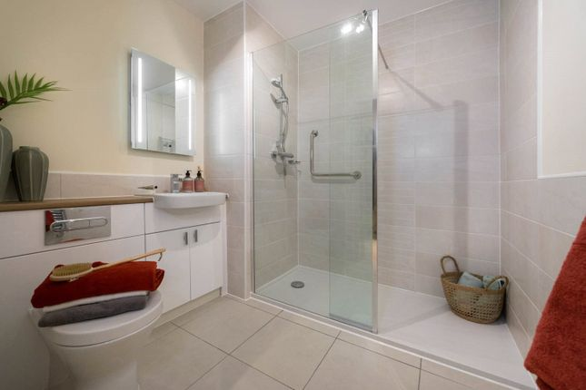 Shower Room of Clive Road, Redditch, Worcestershire B97