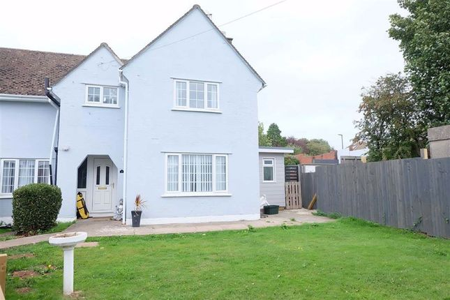 Thumbnail Semi-detached house for sale in Wimbourne Crescent, Sully, Vale Of Glamorgan