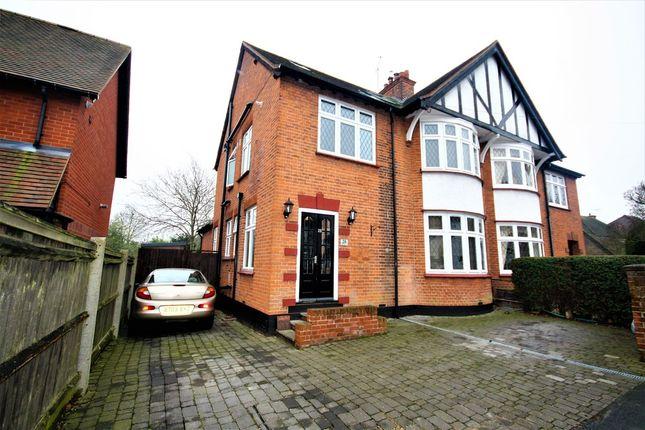 Thumbnail Semi-detached house for sale in Cedar Avenue West, Chelmsford