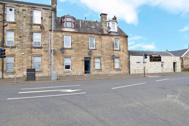 Thumbnail Flat for sale in Bridgend Flat, Kilbirnie, Ayrshire