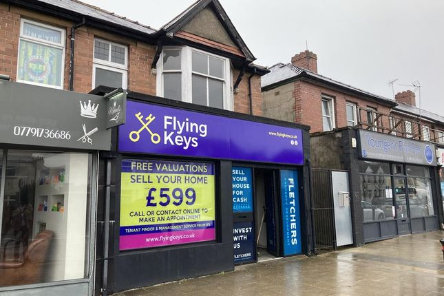 Retail premises to let in 71 Caerphilly Road, Cardiff, South Glamorgan