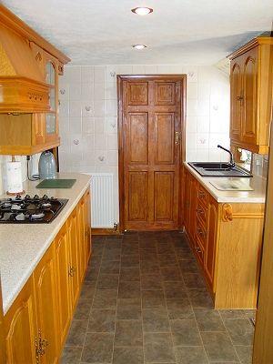 Kitchen of Woodlea, 2 Park Crescent, Creetown DG8