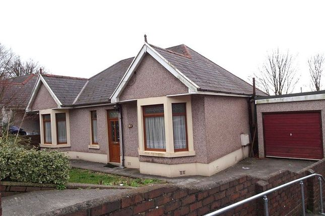 Thumbnail Bungalow for sale in Penycae Road, Port Talbot, Neath Port Talbot.
