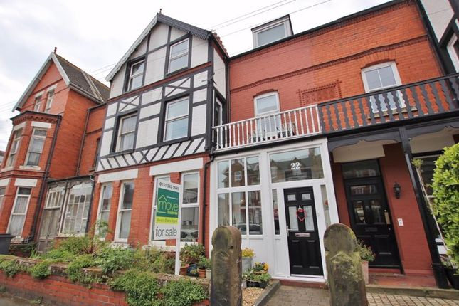 Thumbnail Terraced house for sale in Church Road, West Kirby, Wirral