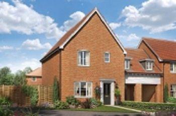 Thumbnail Link-detached house for sale in Blue Boar Lane, Off Wroxham Road, Norwich, Norfolk