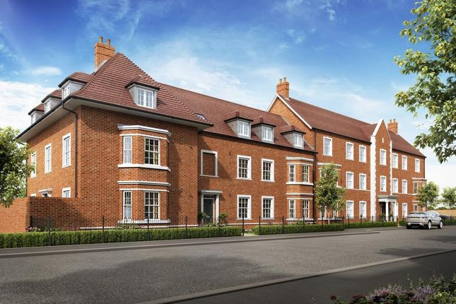 "Thumbnail Flat for sale in ""Hudson"" at Danegeld Avenue, Great Denham, Bedford"
