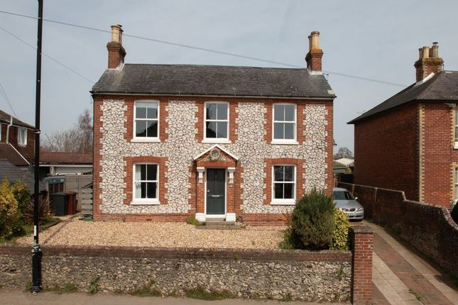Thumbnail Detached house for sale in Fishbourne Road West, Chichester
