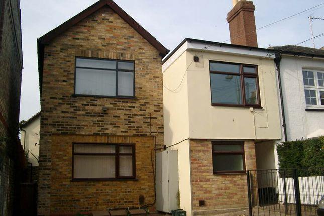 Thumbnail Maisonette to rent in Currie Street, Hertford