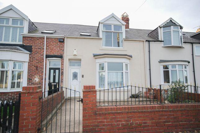 Thumbnail Terraced house for sale in Augusta Terrace, Whitburn, Sunderland