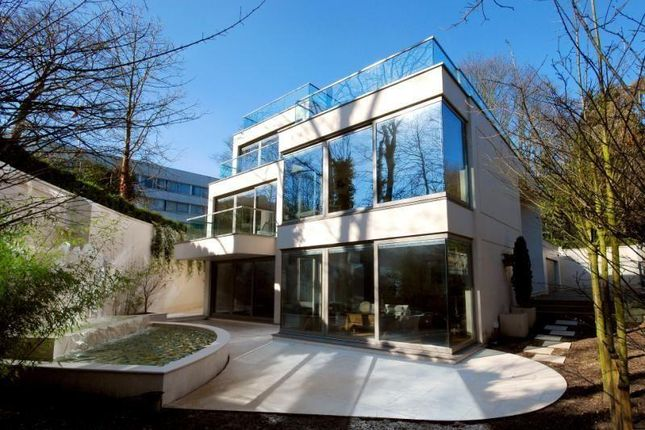 Thumbnail Detached house for sale in Highgate West Hill, London