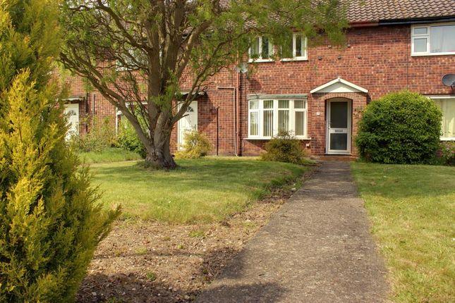 Thumbnail Terraced house for sale in Ashmole Walk, Beverley