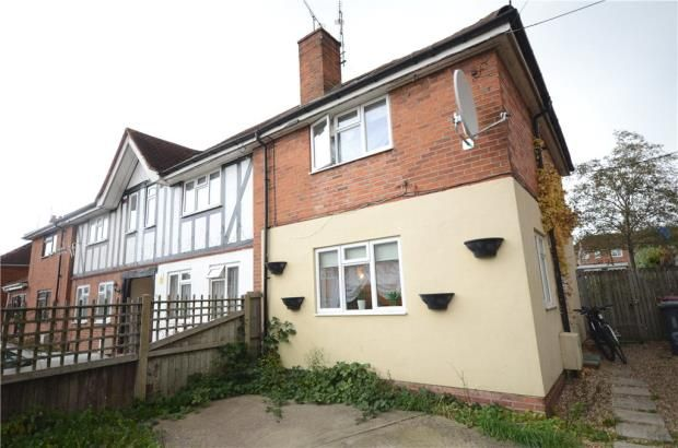 2 bed end terrace house for sale in Salcombe Road, Reading, Berkshire