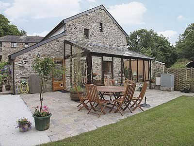 2 bed barn conversion to rent in Avonwick, South Brent