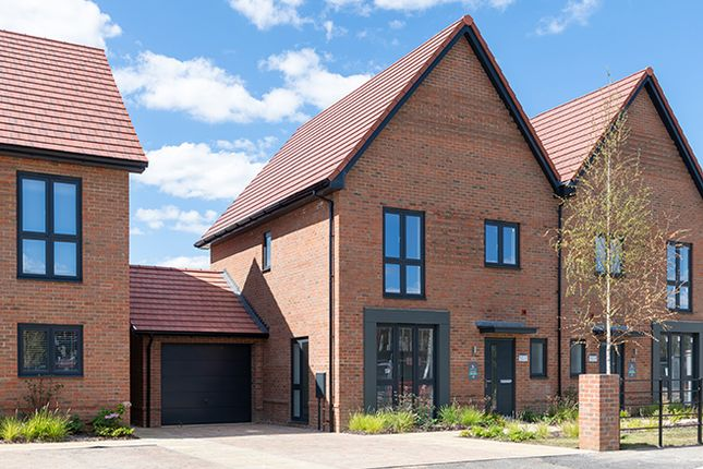 External  of Plot 163 - The Drayton, Crowthorne RG45