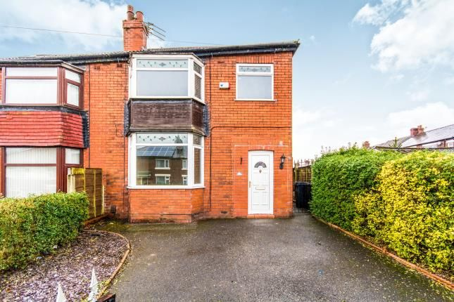 Thumbnail End terrace house for sale in Fleet Street, Hyde, Greater Manchester