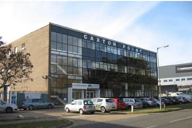 Office to let in Caxton Way, Stevenage