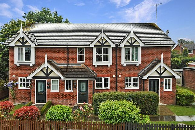 Thumbnail Terraced house for sale in Cotton Mews, Audlem, Crewe
