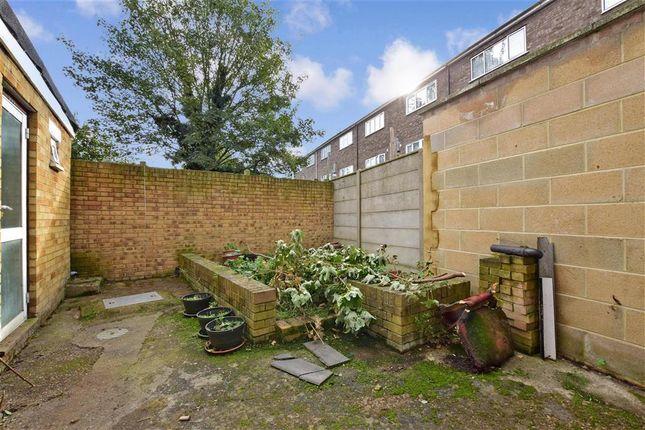 Rear Garden of Cemetery Road, London E7