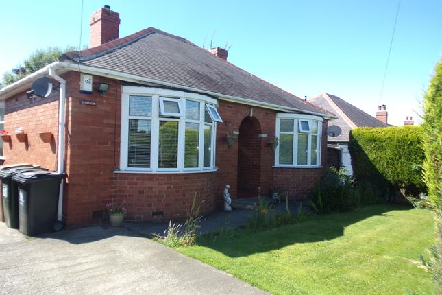 Thumbnail Bungalow for sale in Burradon Road, Annitsford, Cramlington