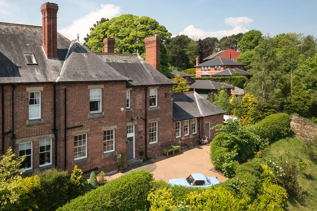 Thumbnail Semi-detached house for sale in Hillbrow Manor, Bullers Green, Morpeth, Northumberland