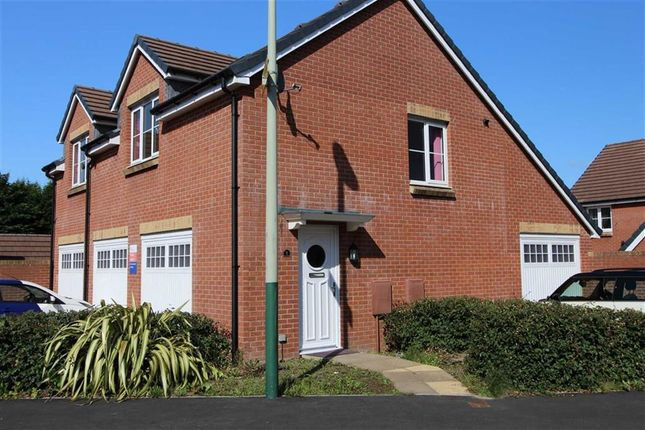 Thumbnail Flat for sale in Waun Draw, Caerphilly