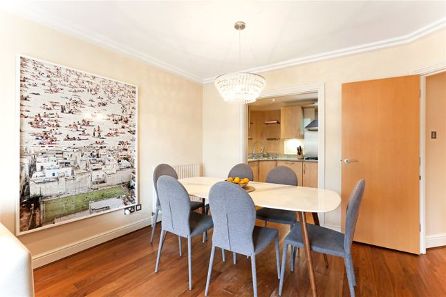 Dining Area of Westfield, 15 Kidderpore Avenue, London NW3