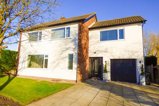 Thumbnail Detached house for sale in Cromley Road, High Lane, Stockport