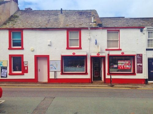 Thumbnail Terraced house for sale in St Bees, Cumbria